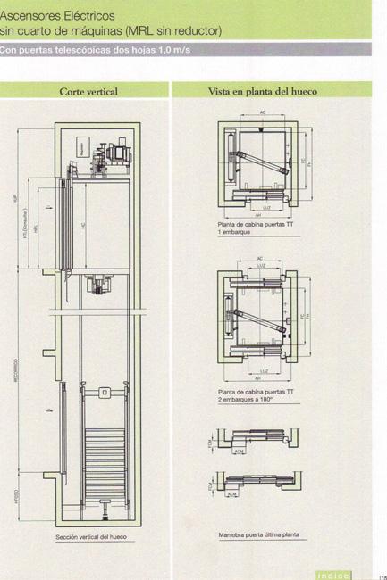 Elevadores Carife - Productos